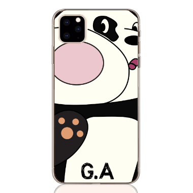 crashed big panda letter low