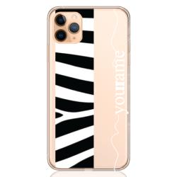 zebra white line