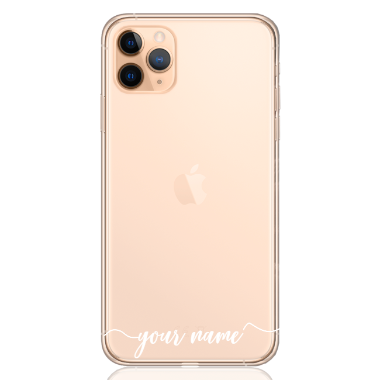 Cuore Flower white name low for iphone x/xs