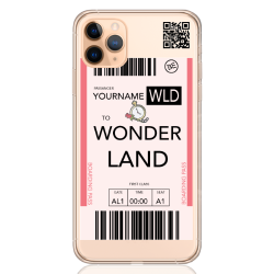 ticket wonderland