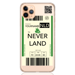 ticket neverland