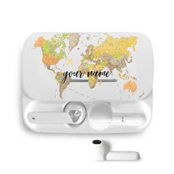 be pods orange map