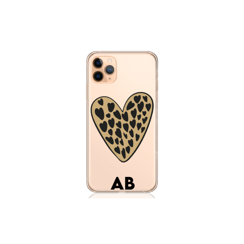 cuore leo letter low