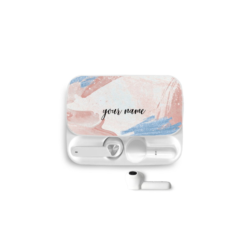 be pods marble rose blu