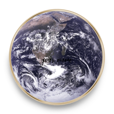 qi charger earth