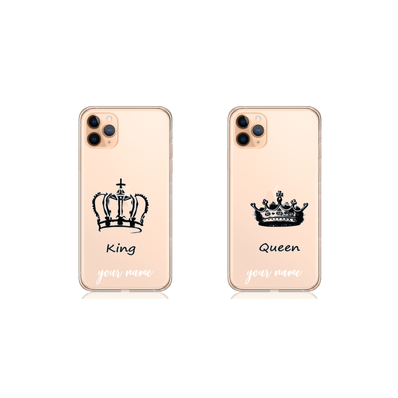 King clear couple