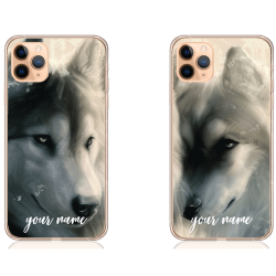 fantasy wolf couple