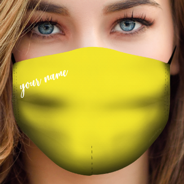 be mask yellow