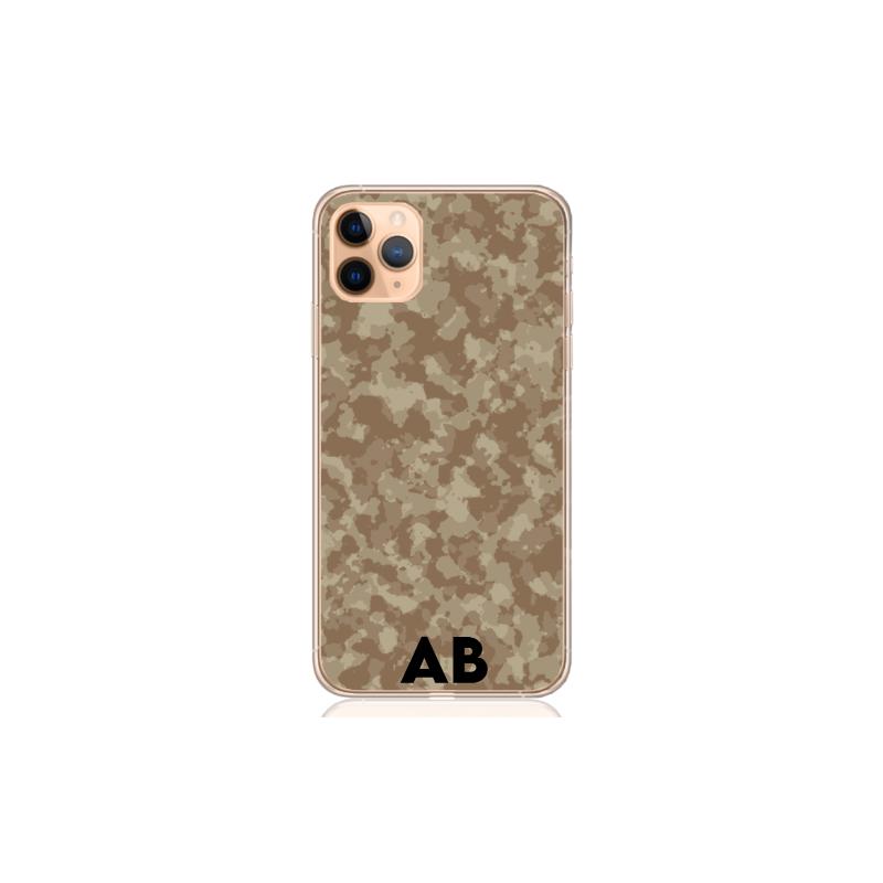 desert camouflage letter low