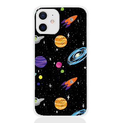 Universo pattern for apple