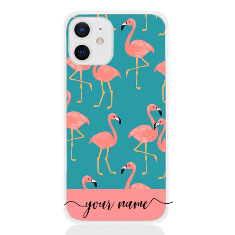 orange flamingo name low for apple