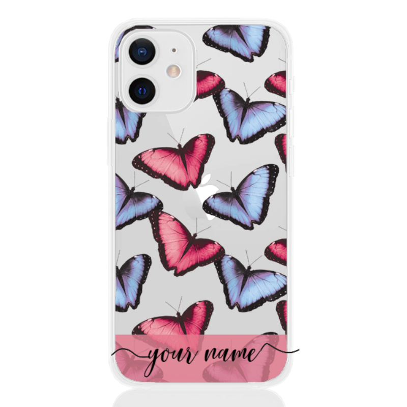 Butterfly Pastel Rose Name Low for apple