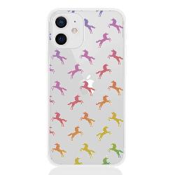 rainbow unicorns line for apple