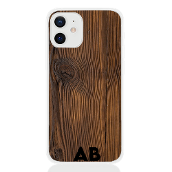 brown wood letter for apple