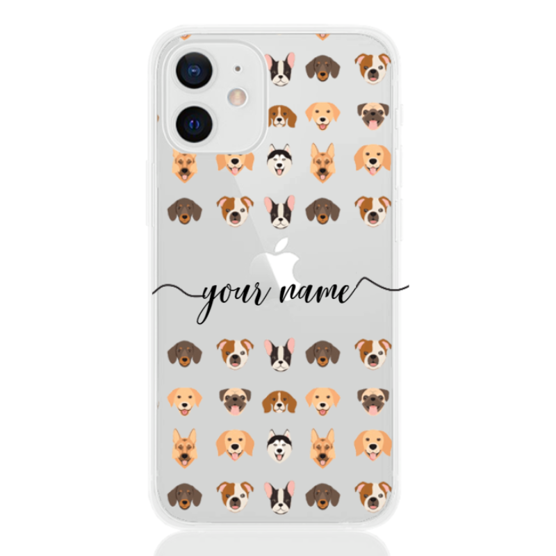 Dogs Pattern Name for apple