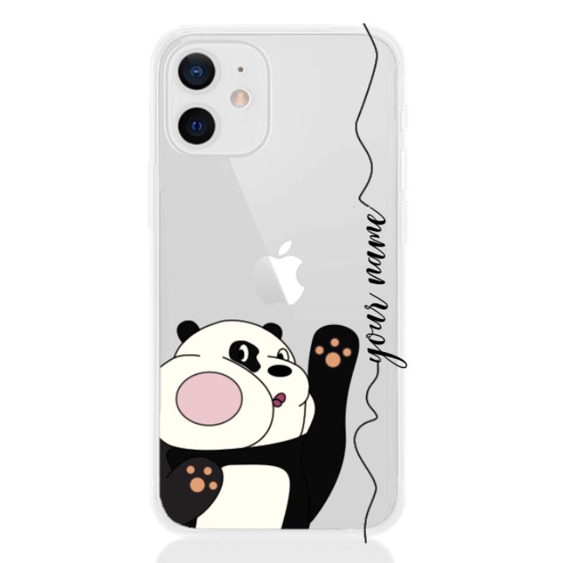 crashed little panda line for apple
