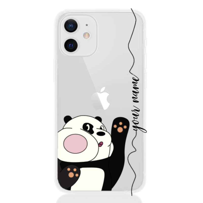 crashed little panda line