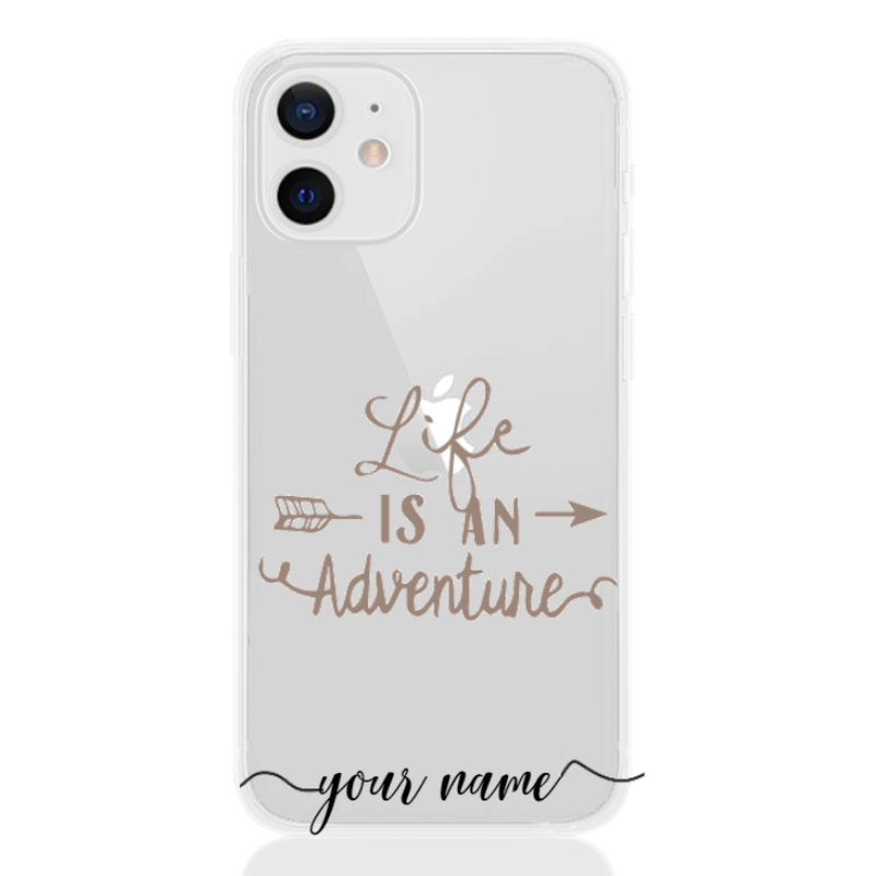 life is an adventure name low for apple