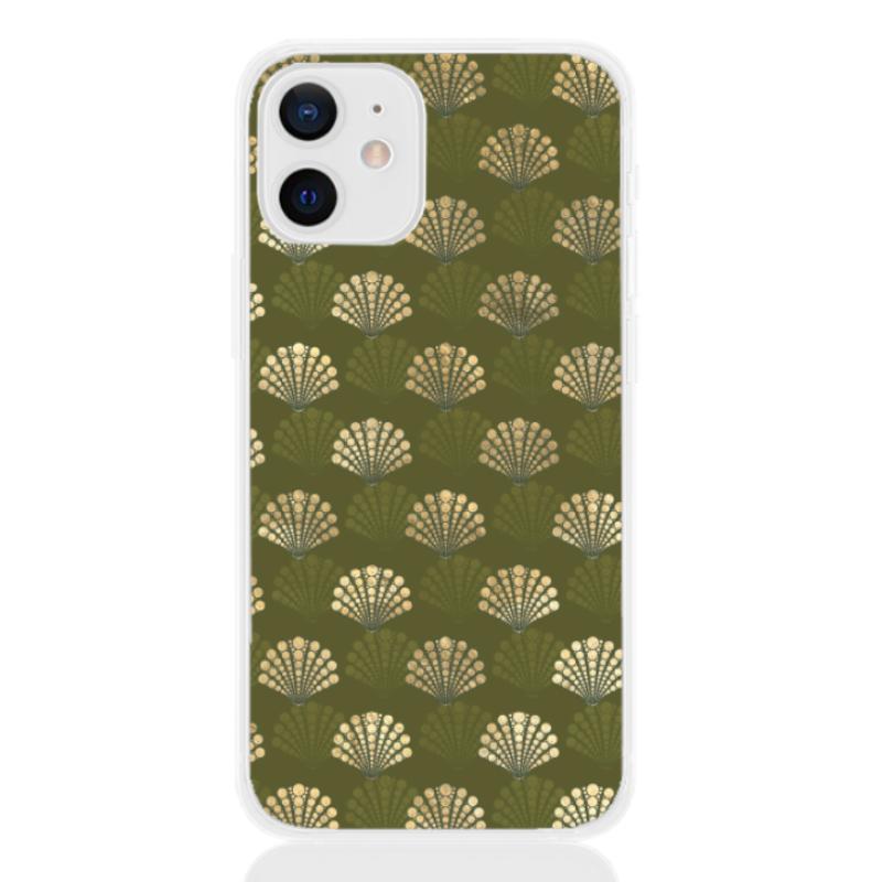 shells green gold