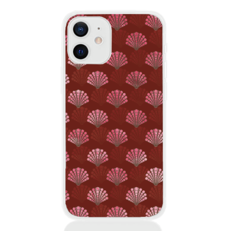 shells red for apple