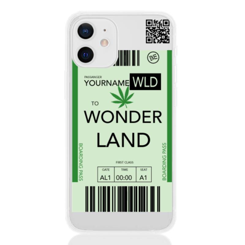 ticket green wonderland for apple