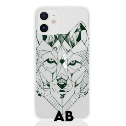 wolf green letter low