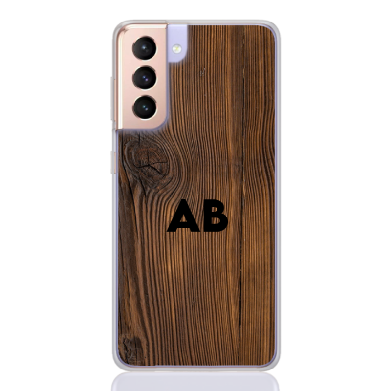 brown wood letter for samsung