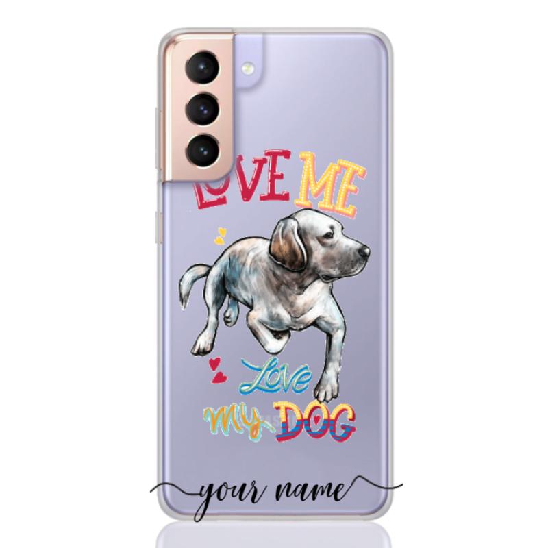 lovemelovemydog one name low for samsung