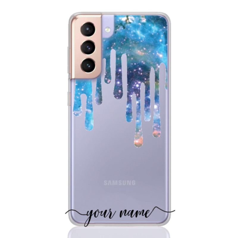 gocce di nebulosa blue name low for samsung
