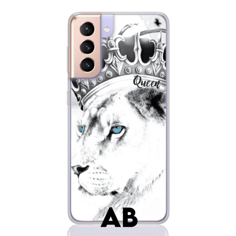 crown lioness letter low for samsung