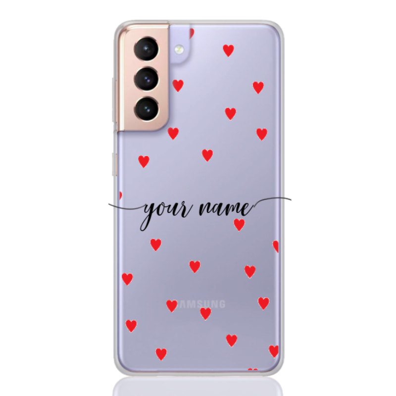 red hearts name for samsung