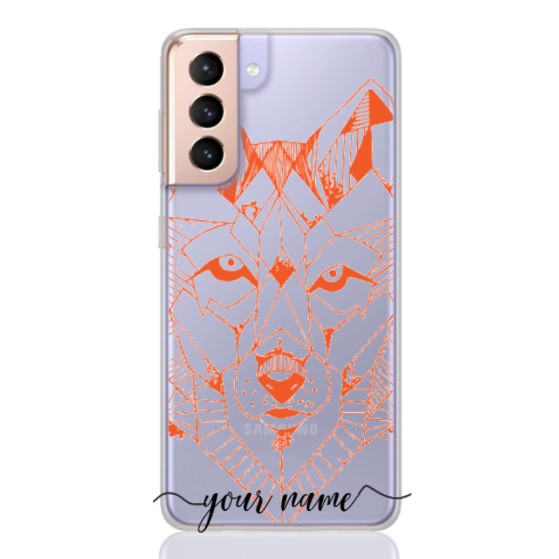 orange wolf name low for samsung