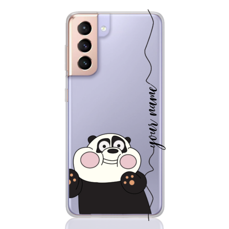 crashed little pandas line