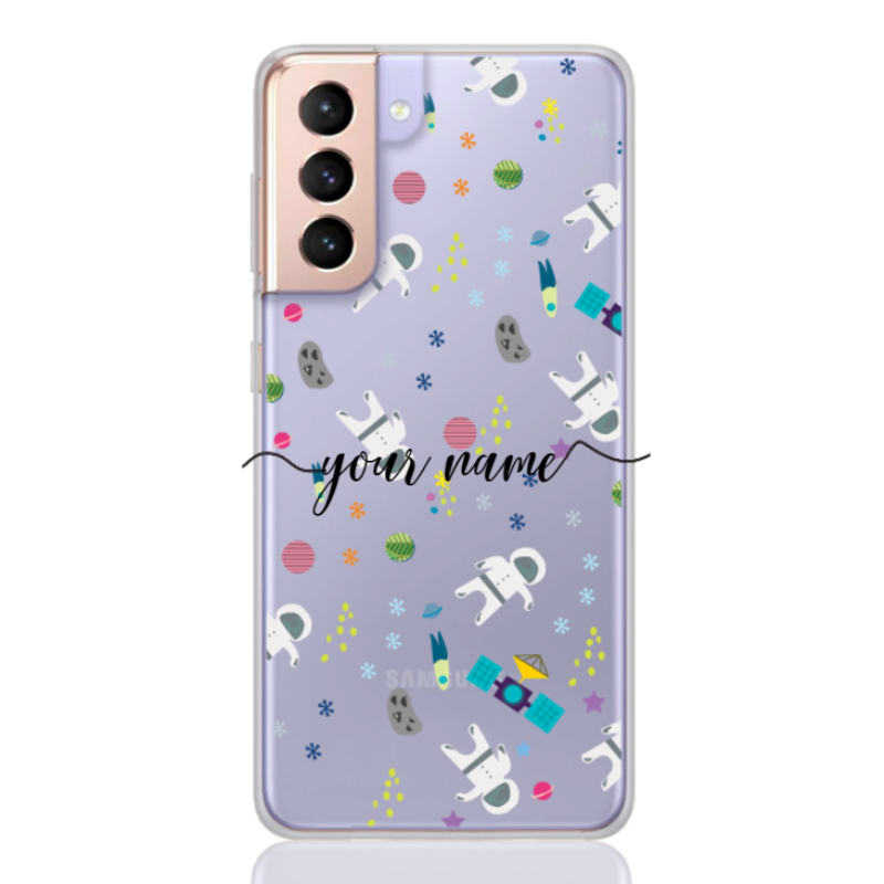 space pattern name for samsung