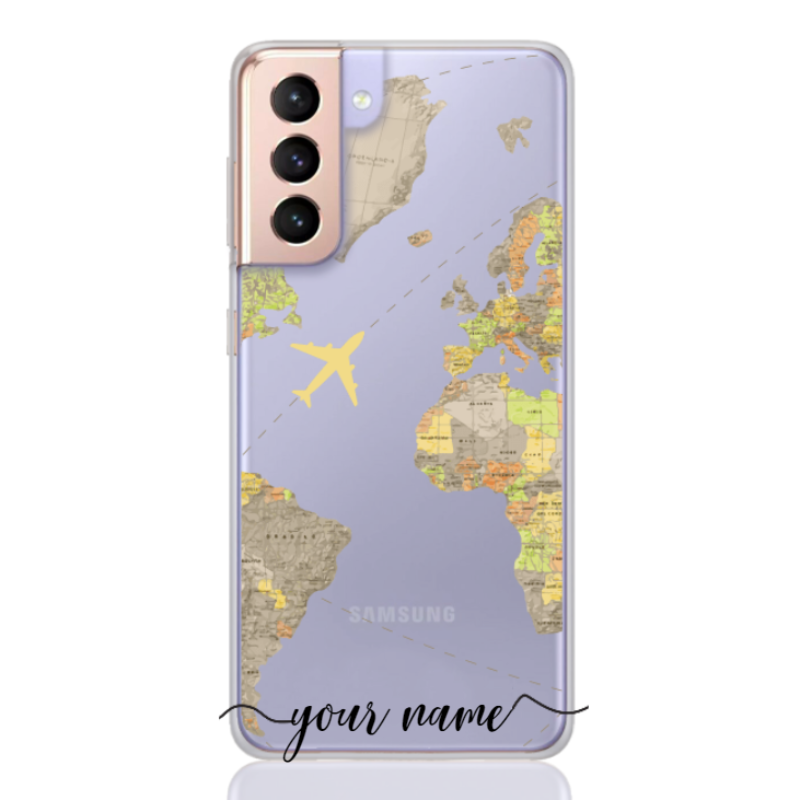 mappa orange clear name low for samsung