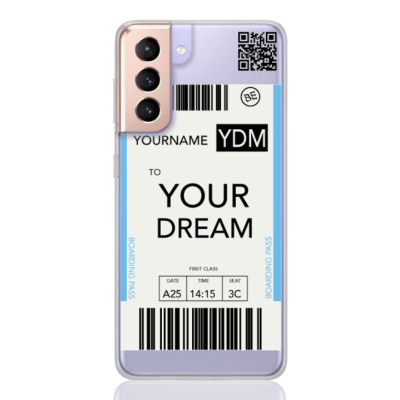 ticket your dream for samsung