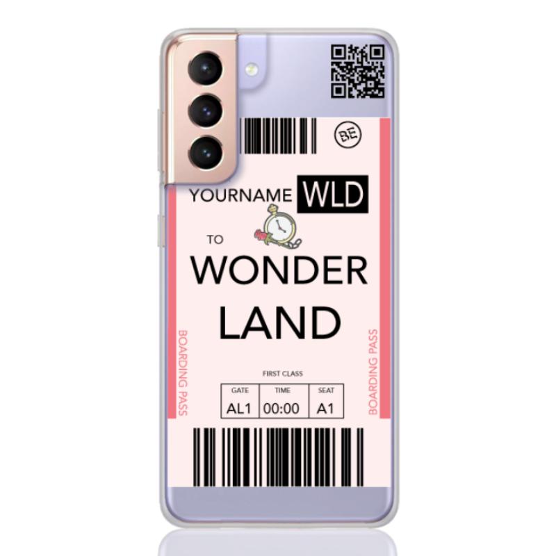 ticket wonderland