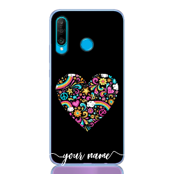 Cuore Flower white name low for huawei