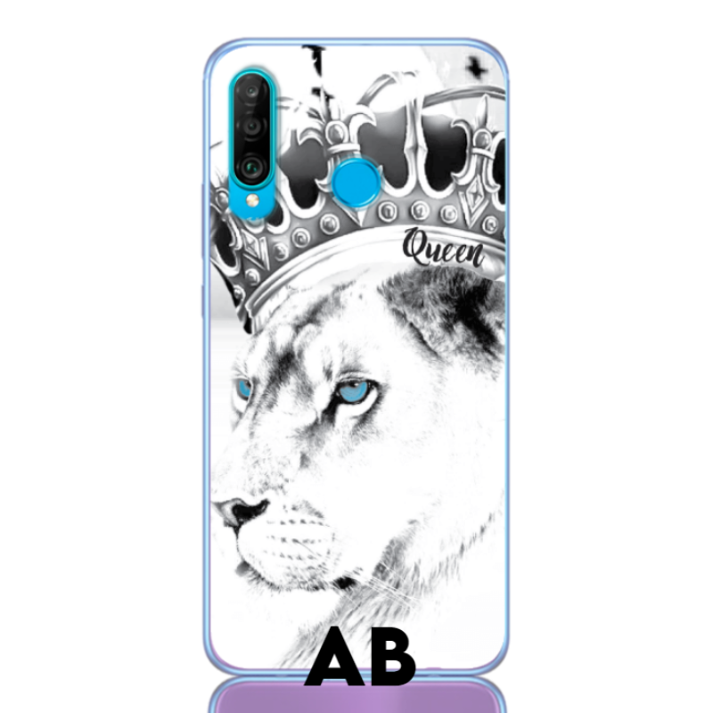 crown lioness letter low for huawei