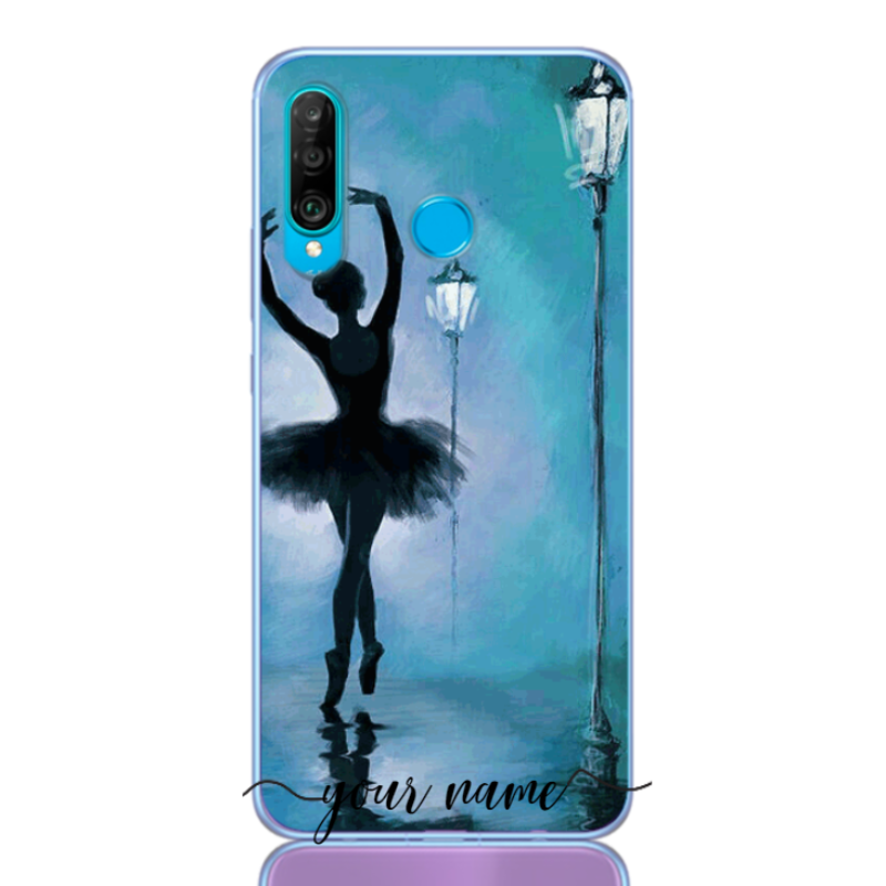 Dancer blue name low for huawei