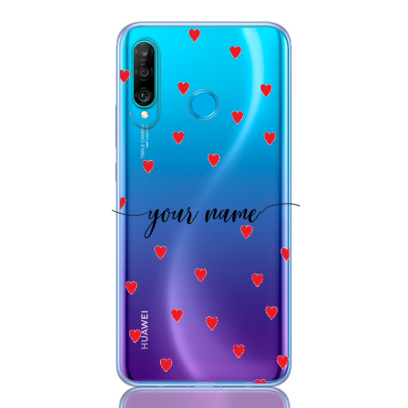 red hearts name for huawei