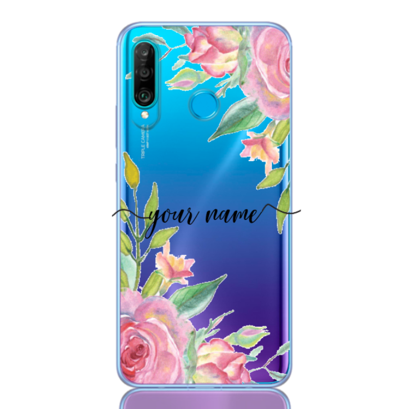 pink bloom name for huawei