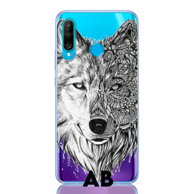 wolf letter low for huawei