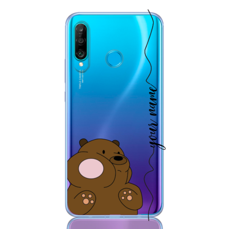 crashed little bear line for huawei