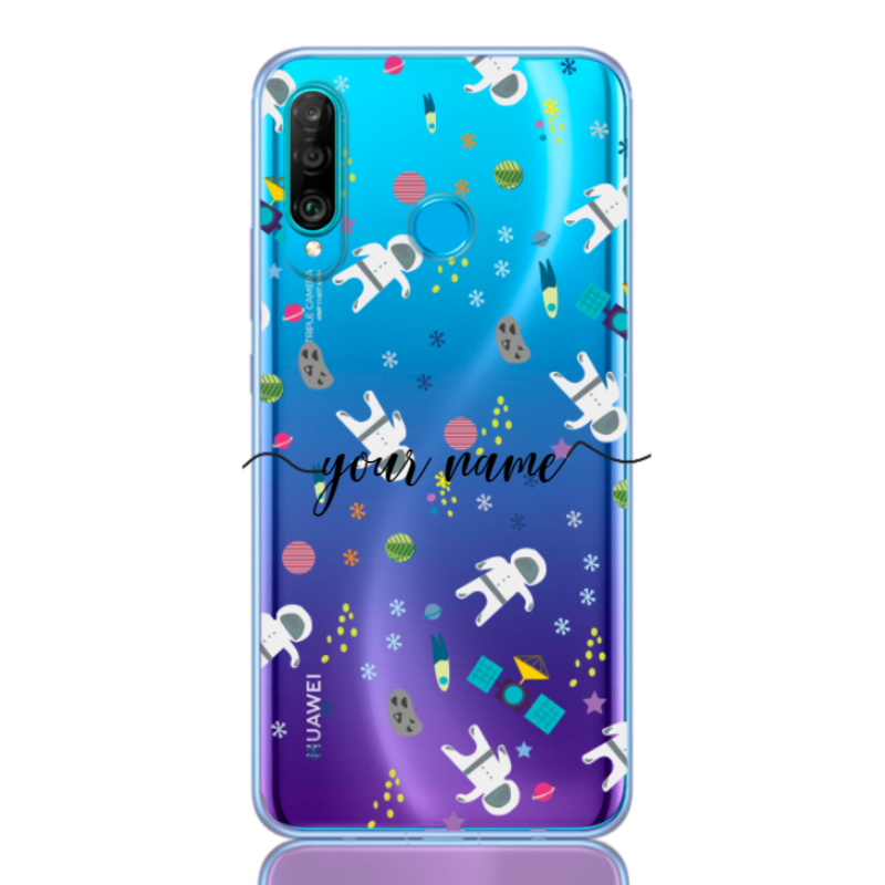 space pattern name for huawei