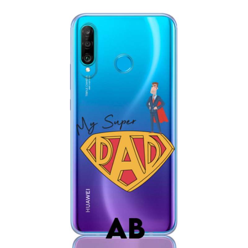 super dad letter low for huawei