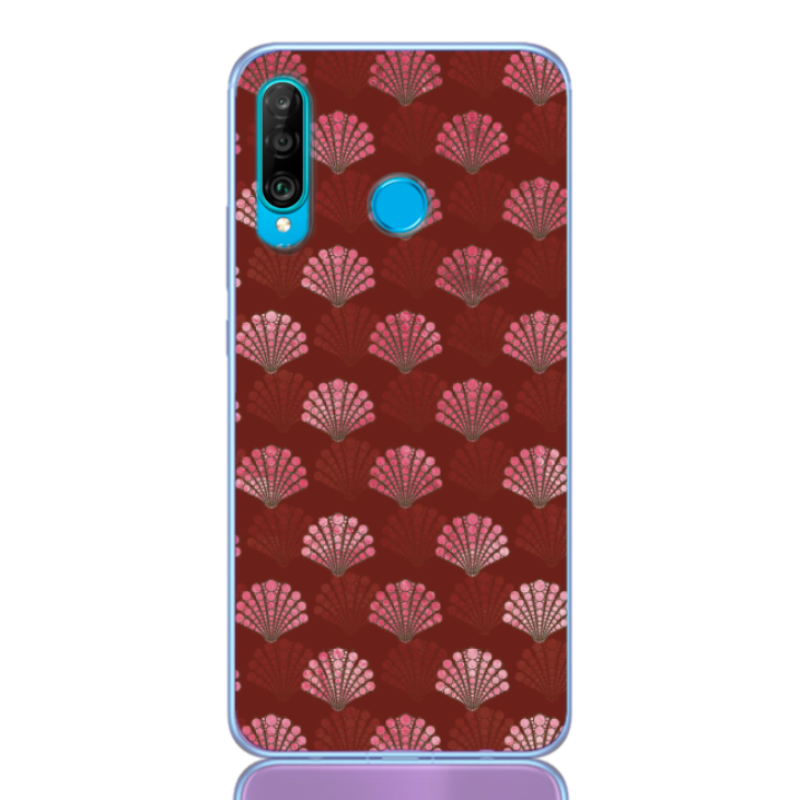 shells red for huawei