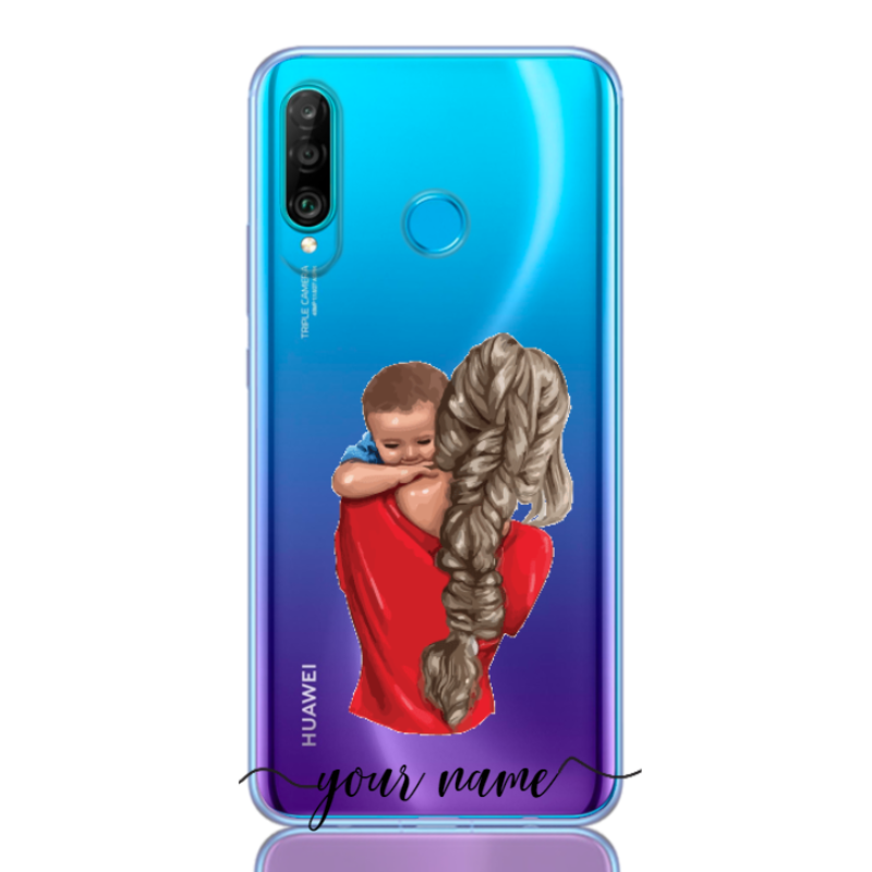 mom and baby name low for huawei