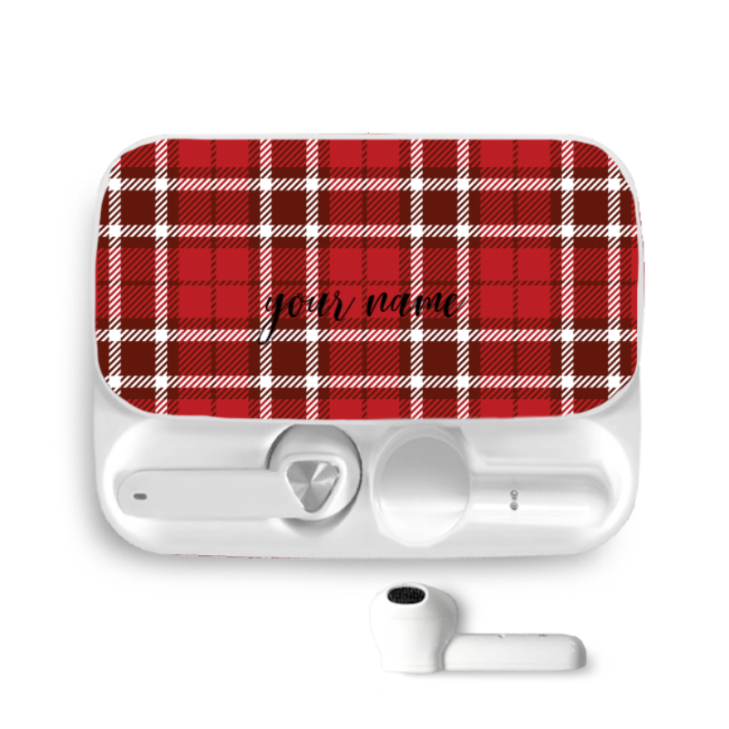be pods classic red tartan