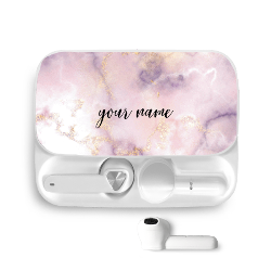 be pods marble rose gold